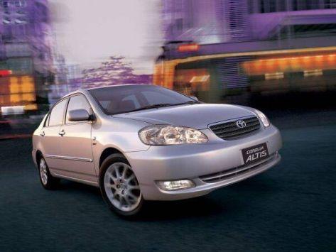 Toyota Corolla Altis  05.2004 - 07.2008