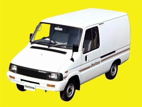 Toyota Deliboy  07.1989 - 01.1995