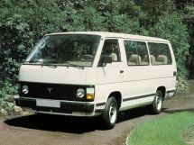 Toyota Hiace 1982, автобус, 3 поколение, H50, H60