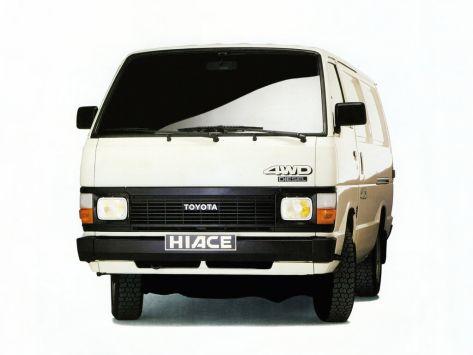 Toyota Hiace (H50, H60, H70) 12.1982 - 07.1989