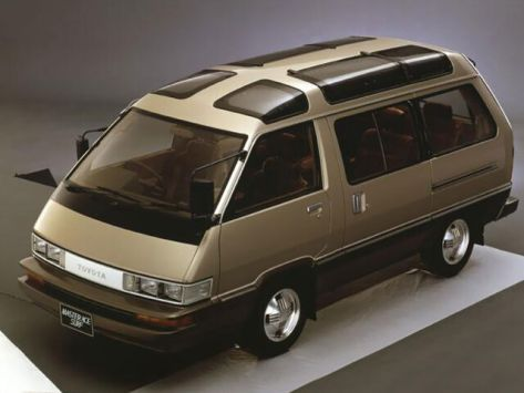 Toyota Master Ace Surf (R20, R30) 08.1985 - 07.1988