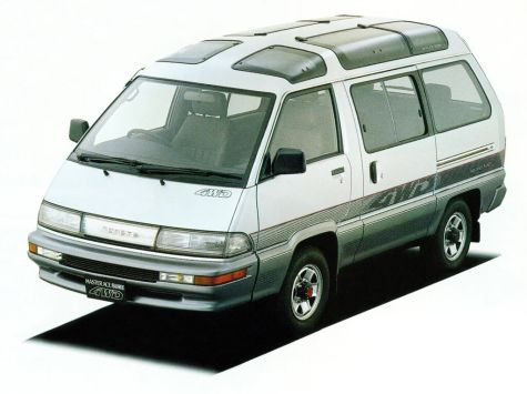 Toyota Master Ace Surf (R20, R30) 08.1988 - 12.1991