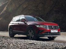 Volkswagen Tiguan рестайлинг, 2 поколение, 07.2020 - н.в., Джип/SUV 5 дв.