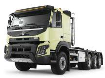 Volvo FMX рестайлинг 2013, седельный тягач, 1 поколение