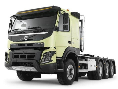 Volvo FMX  04.2013 -  н.в.