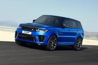 Range Rover Sport от 5 929 000 рублей