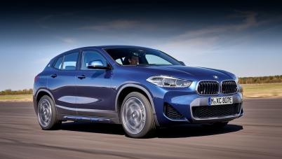 Как он смеет. BMW X2 от 20 000 рублей в месяц