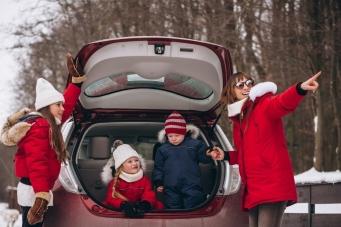 52% клиентов, принявших участие в опросе ГК «АвтоСпецЦентр», провели праздники, путешествуя по России