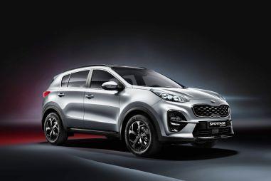 В России стартовали продажи специальной версии Kia Sportage Black Edition