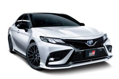 Toyota выпустила тюнинг-комплекты для обновленной Camry