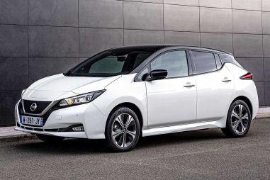 Nissan разработал спецверсию Leaf в честь десятилетия модели