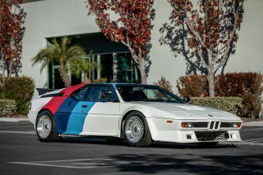 40-летний BMW звезды «Форсажа» Пола Уокера продали за $500 000