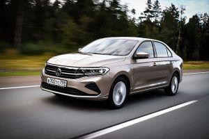 Volkswagen анонсировал футбольную спецверсию лифтбека Polo