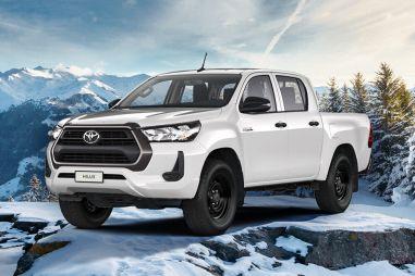 В России стартовали продажи удешевленной Toyota Hilux
