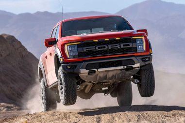 Новый Ford F-150 Raptor получил еще более продвинутую подвеску