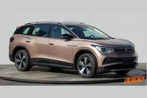 Серийный Volkswagen ID.6: первые фото
