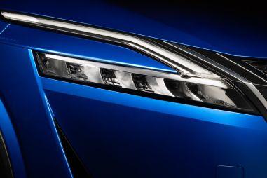 Nissan показал новое фото Qashqai третьего поколения и назвал дату премьеры