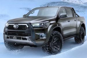 На базе Toyota Hilux сделали аналог Ford Raptor