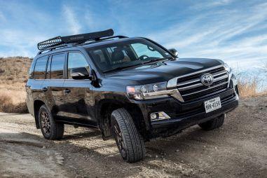 В Америке бум спроса на Toyota Land Cruiser: продажи подскочили более чем в три раза