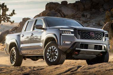 Nissan выпустит внедорожник на базе рамного пикапа Frontier
