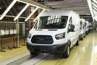 Sollers Ford наймет дополнительный персонал из-за роста спроса на Транзит