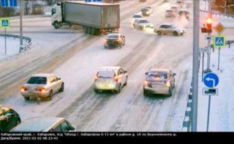 Теперь движение на пересечении улиц Воронежской и Трехгорной должно стать более безопасным.