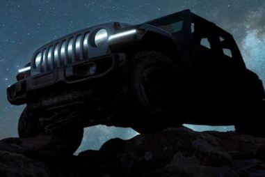 Jeep анонсировал полностью электрическую версию внедорожника Wrangler