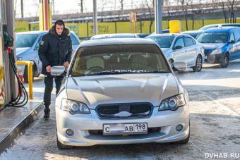 Хабаровский НПЗ вышел на полную мощность по выпуску бензина. На АЗС все равно очереди