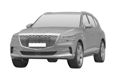 Hyundai оформила в России патент на кроссовер Genesis
