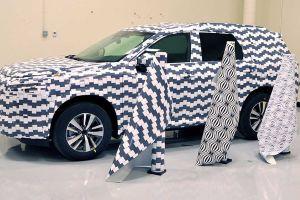Nissan рассказал, как маскирует прототипы во время испытаний