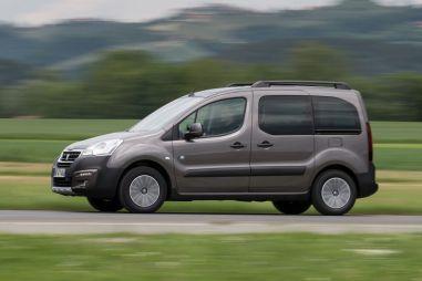 Автоматы Aisin будут ставить на пассажирские Peugeot Partner, Citroen Berlingo, Opel Combo Life из Калуги