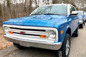 Все выпущенные Chevrolet Tahoe в стиле 60-х выкупил один клиент