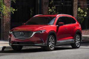 В России начался прием заказов на обновленную Mazda CX-9