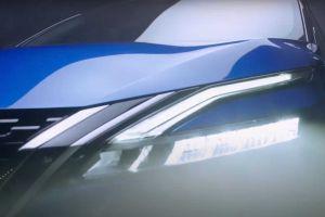 Nissan Qashqai нового поколения: опубликовано еще одно промовидео