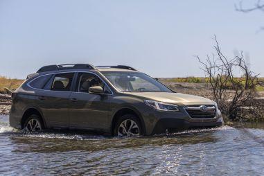 Subaru готовит суббренд Wilderness для бездорожья