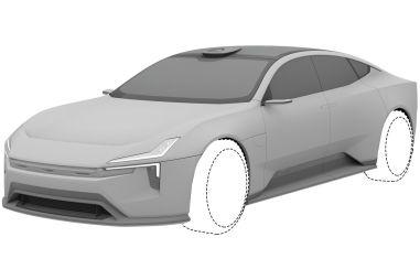 Polestar запатентовала в России шикарный электромобиль