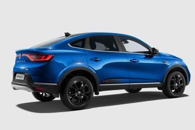 Renault Arkana начали продавать в двухцветной спецверсии