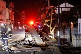 Тойота остановит производство на девяти заводах в Японии из-за последствий землетрясения