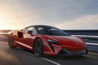 McLaren представил новый 680-сильный суперкар с электрифицированным V6