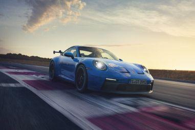 В России начался прием заказов на новое поколение Porsche 911 GT3: от 13,2 млн рублей