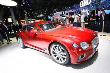 Директор Bentley похвалил Китай за рекордный рост спроса на его продукцию