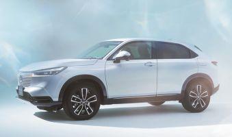 Honda представила кроссовер Vezel нового поколения