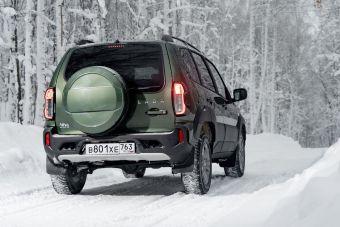 АвтоВАЗ прокомментировал «запрет» на продажу фонарей от новой Нивы