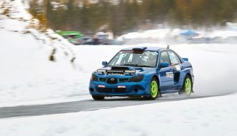 Автоспорт в Свердловской области: анонс на 21 февраля