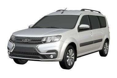 АвтоВАЗ оформил патент на новый Ларгус