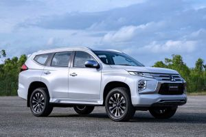 Обновленный Mitsubishi Pajero Sport: гамма модификаций для России