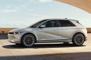 Электромобиль Ioniq 5 побил рекорд Hyundai по количеству заказов