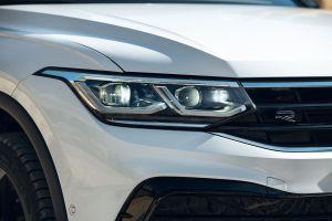 Обновленный Volkswagen Tiguan: еще немного, еще чуть-чуть