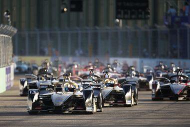 Формула Е: новый сезон уже через неделю!