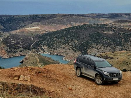 Toyota Land Cruiser Prado 2016 - отзыв владельца